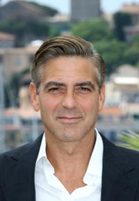 George Clooney at a Cannes photocall  for