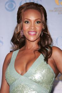 Vivica A. Fox at the 34th Annual Daytime Emmy Awards.