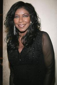 Natalie Cole at the Radio One's 25th Anniversary Awards Gala.