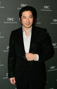 Hiroyuki Sanada at the preview of