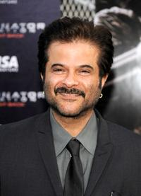 Anil Kapoor at the premiere of
