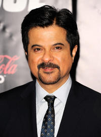 Anil Kapoor at the New York premiere of