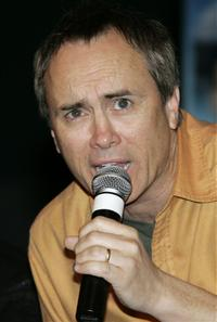 Jeffrey Combs at the Grand Slam XIV: The Sci-Fi Summit.
