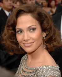 Jennifer Lopez at the 79th Annual Academy Awards.