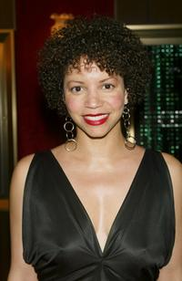 Gloria Reuben at the premiere of