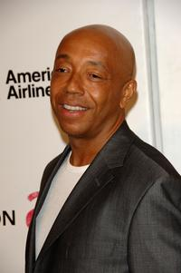 Russell Simmons at the 16th Annual Elton John AIDS Foundation Academy Awards viewing party.
