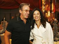 Wendy Crewson and Tim Allen at the Los Angeles premiere of