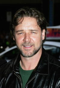 Russell Crowe at the