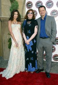 Teri Hatcher, Diane Challis and Steven Culp at the Seventh Annual Pageant of the Masters Gala Benefit.