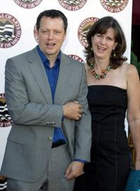 Steven Culp and wife Barbara at the Seventh Annual Pageant of the Masters Gala Benefit.