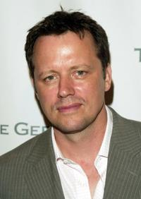 Steven Culp at the Gersh Agency and Gotham Magazine party to celebrate the New York upfronts.