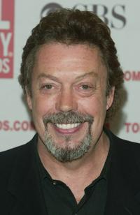 Tim Curry at the 2005 Tony Awards.