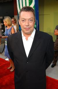 Tim Curry at the WB Network's 2002 Summer Party.