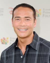 Mark Dacascos at the 21st A Time For Heroes Celebrity Picnic sponsored by Disney.