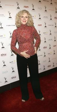 Blythe Danner at the 58th Annual Primetime Emmy Awards.