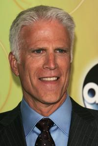Ted Danson ttends the ABC Television Network Upfront.
