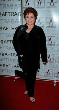 Patrika Darbo at the 2009 AFTRA (American Federation of Television and Radio Artists) Media and Entertainment Excellence Awards.