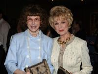 Kim Darby and Karen Sharpe Kramer at the Academy's salute to John Wayne with a screening of
