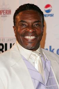 Keith David at the after party for the opening of