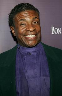 Keith David at the 'The Last Mimzy' NewLine Cinema 40th Anniversary dinner and cocktail party.