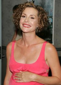Embeth Davidtz at the after-party for the premiere of