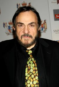 John Rhys-Davies at the Third Annual Celebration of New Zealand Filmmaking and Creative Talent Dinner.