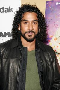 Naveen Andrews at the premiere of