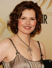 Geena Davis at the Women In Film Presents The 2006 Crystal And Lucy Awards.