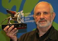 Brian De Palma at the 64th Venice International Film Festival.