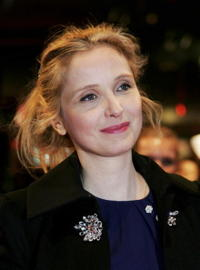 Julie Delpy at the Berlin premiere of