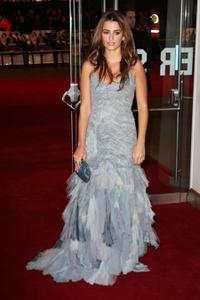 Penelope Cruz at the world premiere of