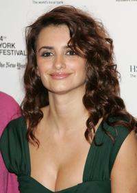 Penelope Cruz at the press conference of