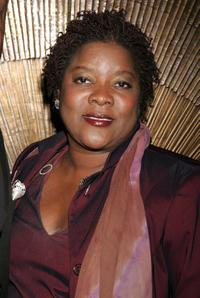 Loretta Devine at the Crown Royal and Tab Energy Drink's Cool Down Post Award Season party.