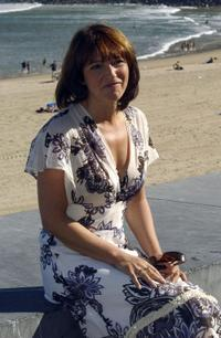 Susanne Bier at the photocall for Brothers