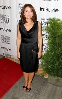 Susanne Bier at the In Style HFPA party during the 35th Toronto International Film Festival.