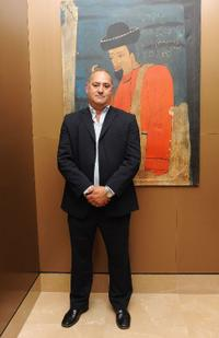Ayub Khan Din at the after party of