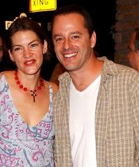 Rya Kihlstedt and Gil Bellows at the Cure Autism Now's