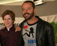 Mark Rendal and Gil Bellows at the press conference of