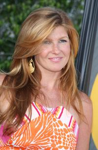 Connie Britton at the NBC All-Star Party during the 2007 Summer Television Critics Association Press Tour.