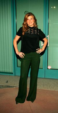 Connie Britton at the Academy of Televisions An Evening With Friday Night Lights.