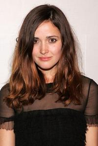 Rose Byrne at the Saks Fifth Avenue and Instyle