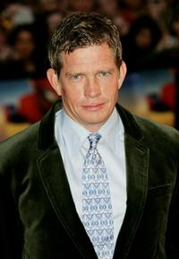 Thomas Haden Church at the UK premiere of the