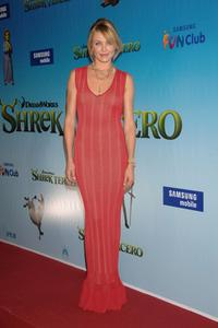 Cameron Diaz at the Madrid premiere of