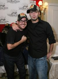 Joshua Llyod Fischer and Guillermo Diaz at the Hearts On Fire