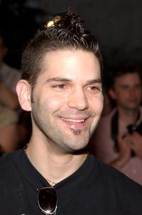 Guillermo Diaz at the premiere of