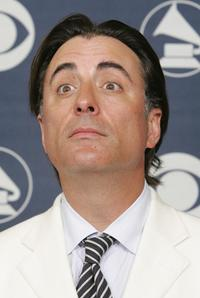 Andy Garcia at the 47th Annual Grammy Awards.