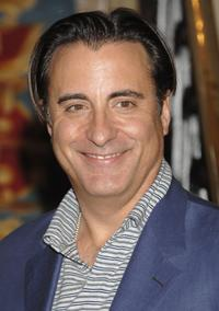 Andy Garcia at the Madrid photocall of