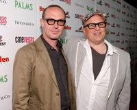 Toby Huss and Bobcat Goldthwait at the 11th Annual CineVegas Film Festival.