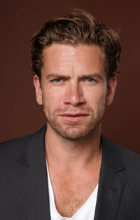 Nikolaj Lie Kaas at the portrait session of