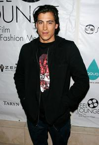 Andrew Keegan at the REEL Lounge presents The Benderspink Oscar Party.
